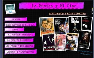la musica y el cine
